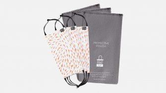 gifts for designers raeburen face masks