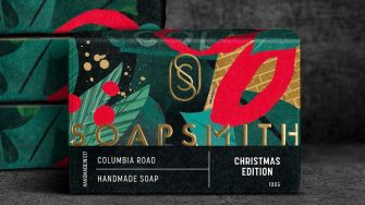 gifts for designers soapsmith chirtmas edition