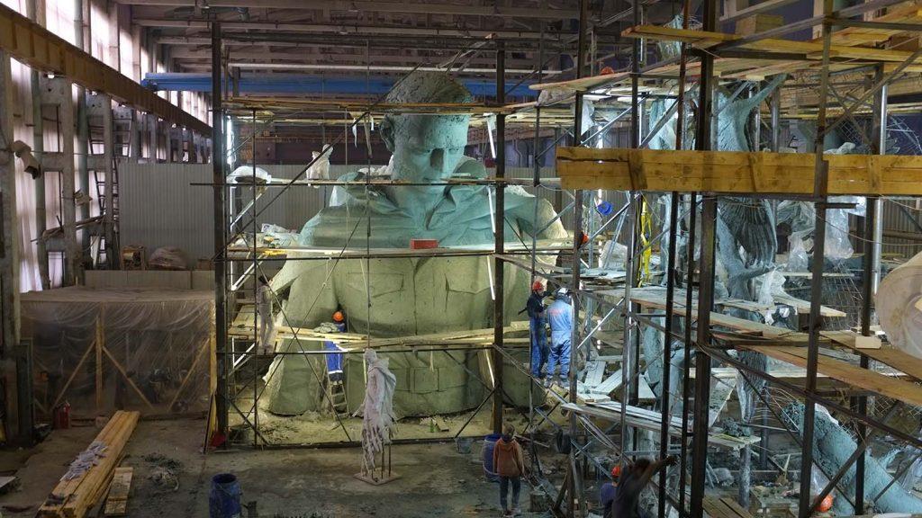 rzev memorial construction body