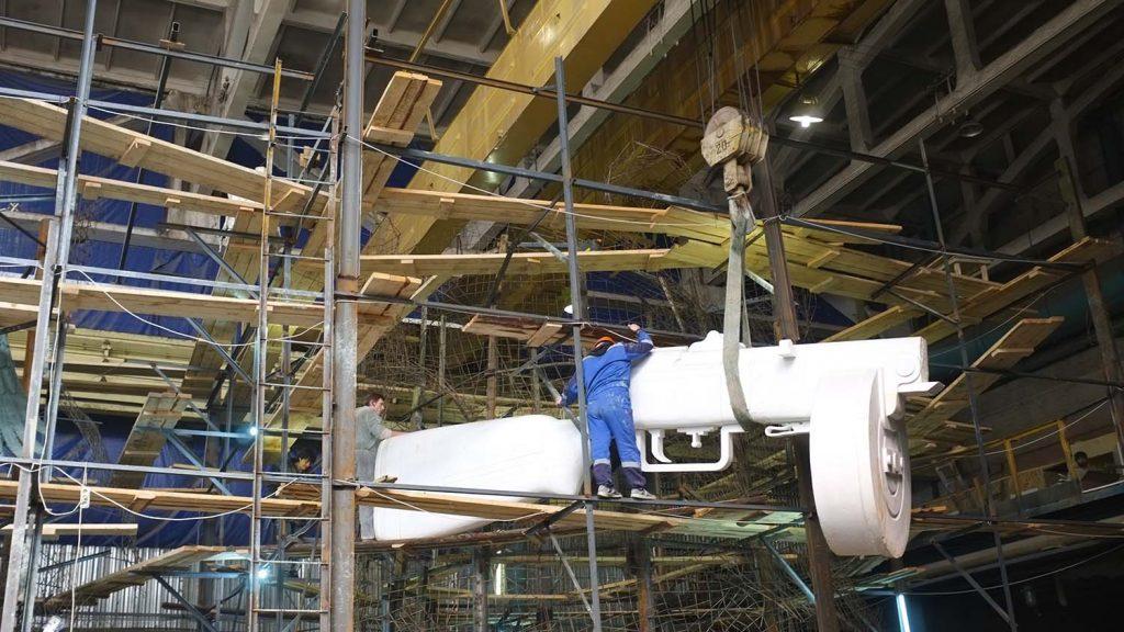 rzev memorial construction gun