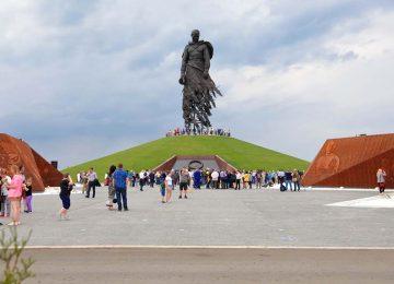 rzev soldier monument