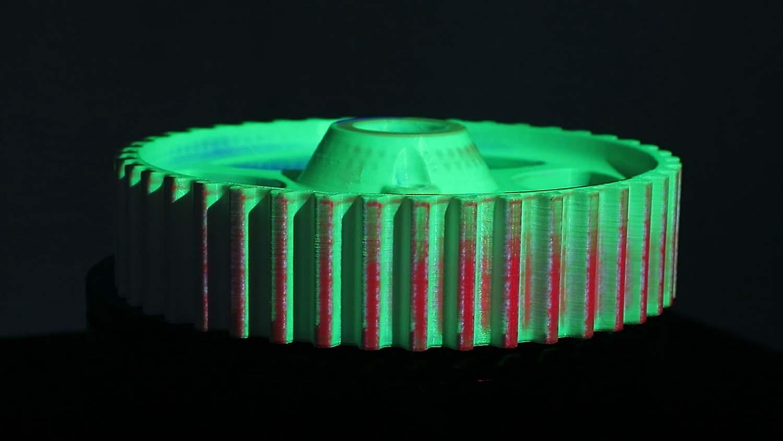 Smarttech3D Micron3D Green 3D scanner