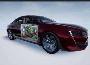 SkyReal_Car_door_view img 1