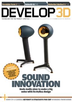 DEVELOP3D November 2020 Node Audio