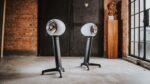 Node Audio Design 3D Printing HERO
