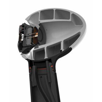 Node Audio Interior Shape
