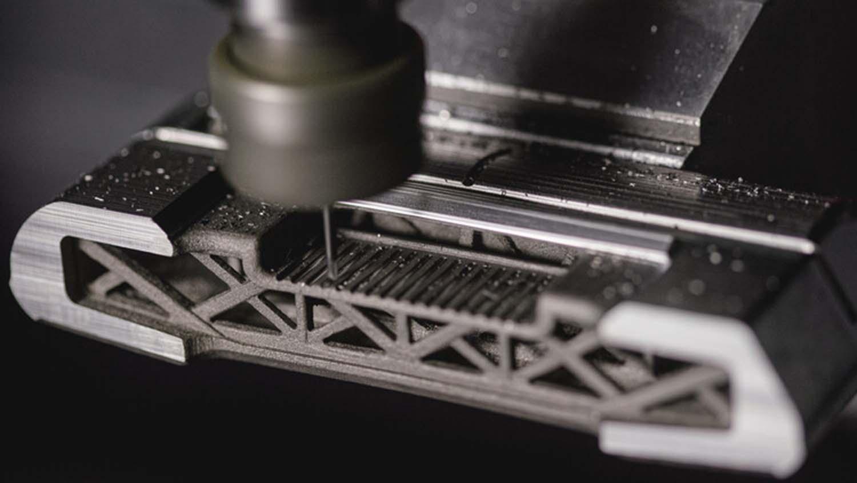 cobra golf 3d printed putter CNC