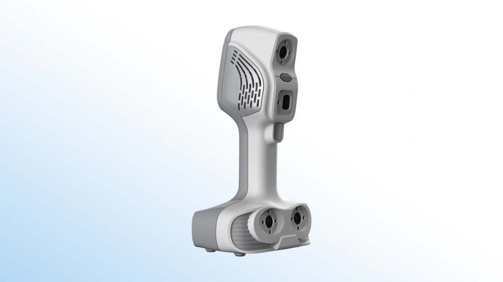 iReal 2S Colour 3D Scanner