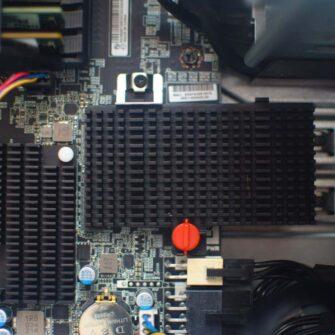 Lenovo ThinkStation P620 SSD