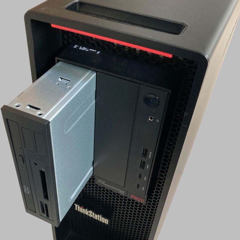 Lenovo ThinkStation P620 flexbay_1