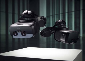 Varjo XR-3 and VR-3