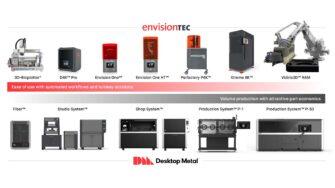 Desktop Metal EnvisionTEC products