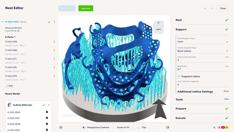 3D Systems Oqton Investors