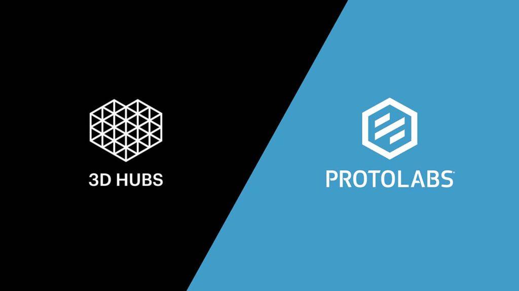 Protolabs 3D Hubs
