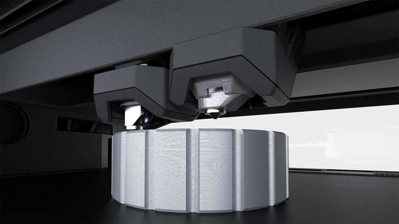 MakerBot 3D printing steel Extruders