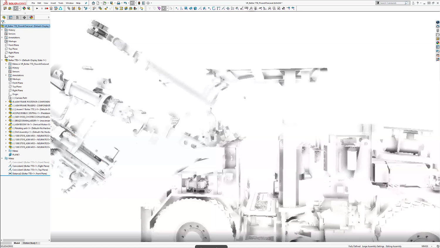 Solidworks Vulkan ray tracing