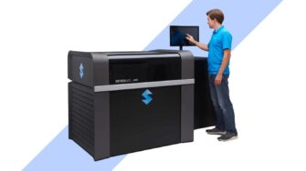 Stratasys J850 Pro and User