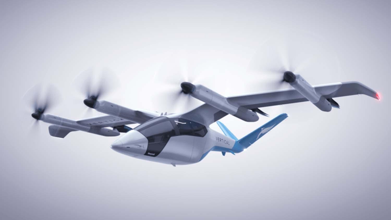 Vertical Aerospace forward flight