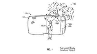 Apple Virtual Drawing HMD