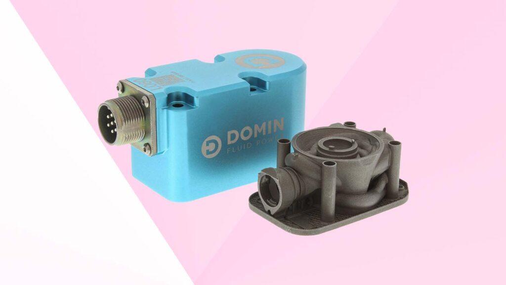 Domin Servo valves