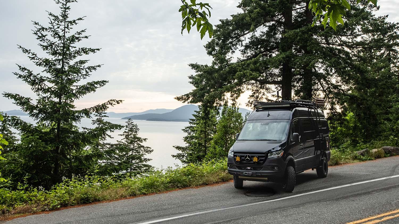 custom van pacific northwest