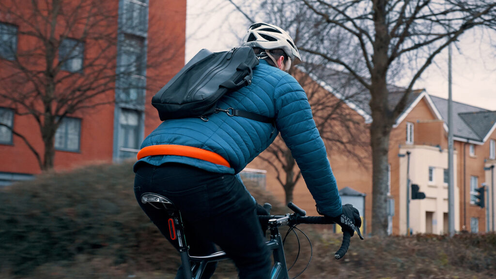 LiteLock Core rider waist