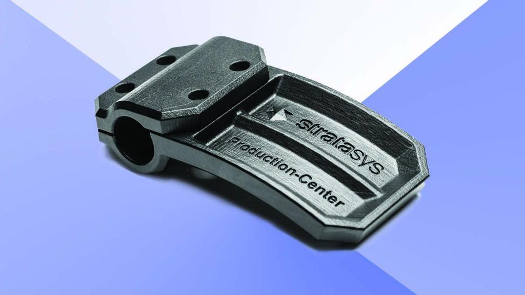 Stratasys H Series SAF 3D Printing PA11