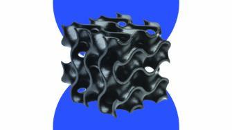 Stratasys SAF 3D Printing PA11 fill