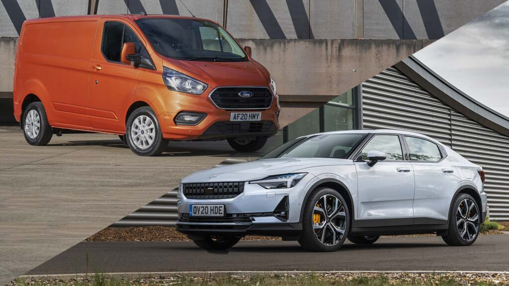 Polestar and Ford research and development interview
