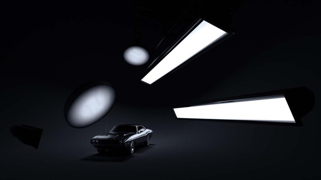 Greyscalegorilla Plus Lighting