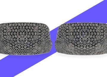 Lattice Structures Carbon