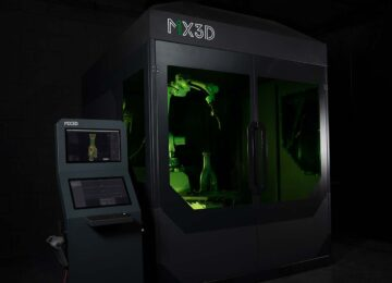 MX3D M1 AM System_metalxl
