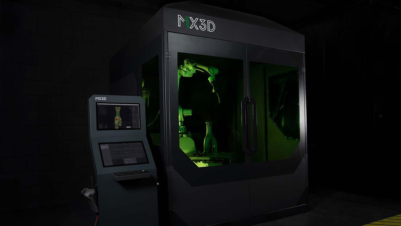 MX3D M1 AM System_metalxl