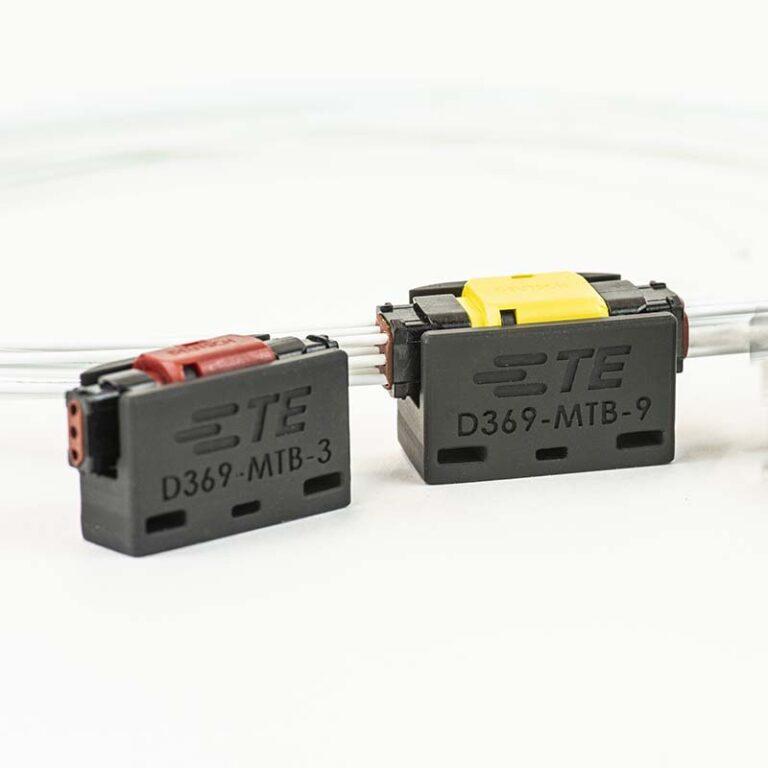 Stratasys Manufacturing Origin Parts TE-369-Connector-Studio