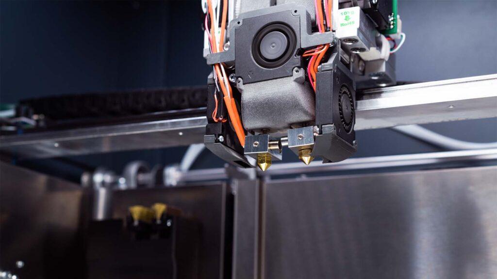 Zmorph i500 3D Printer print heads