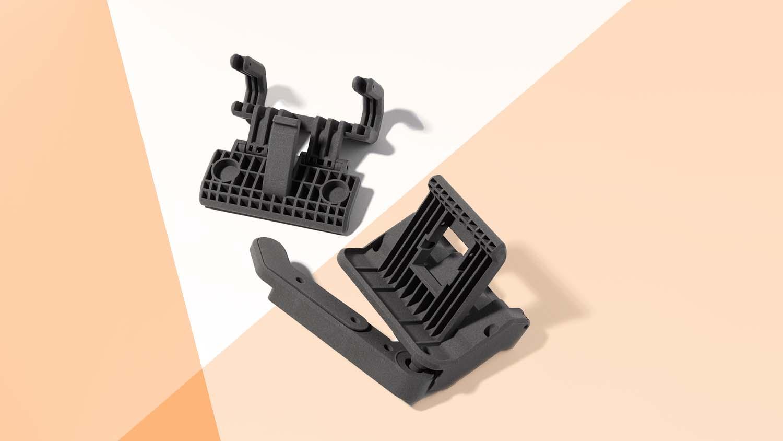 Formlabs Nylon 12 3D prints_360