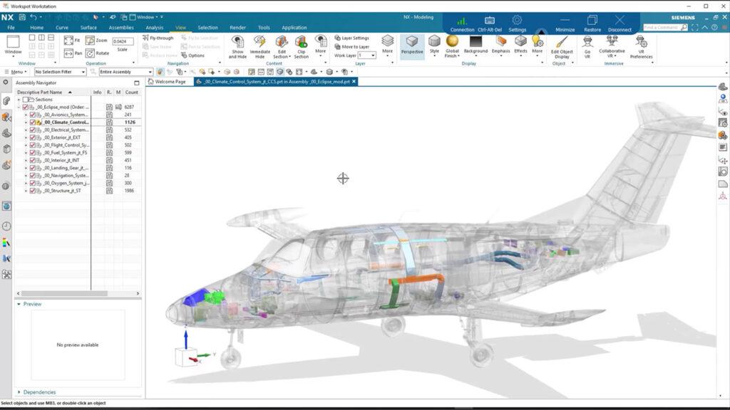 Siemens NX on Workspot Azure NVv4