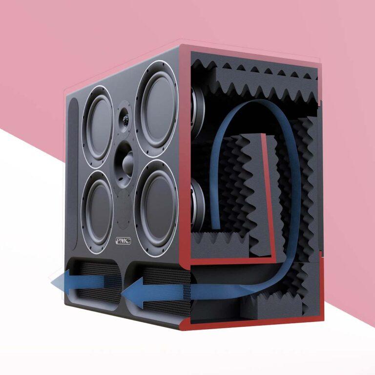 PMC Audio ATL - QB1-A