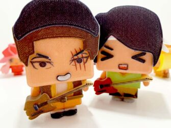 RIZE toys Little You figures