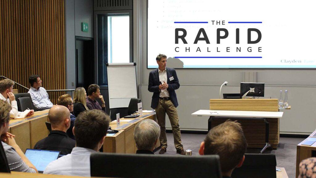 Rapid Challenge 2021 Workshop 1