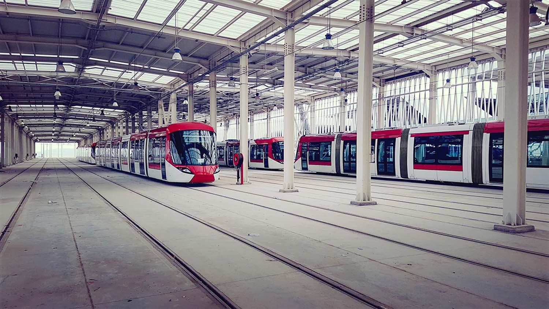Alstom SétifTramway Stratasys F123
