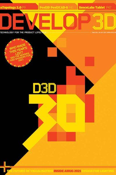 D3D30 2021 Mag Cover THB