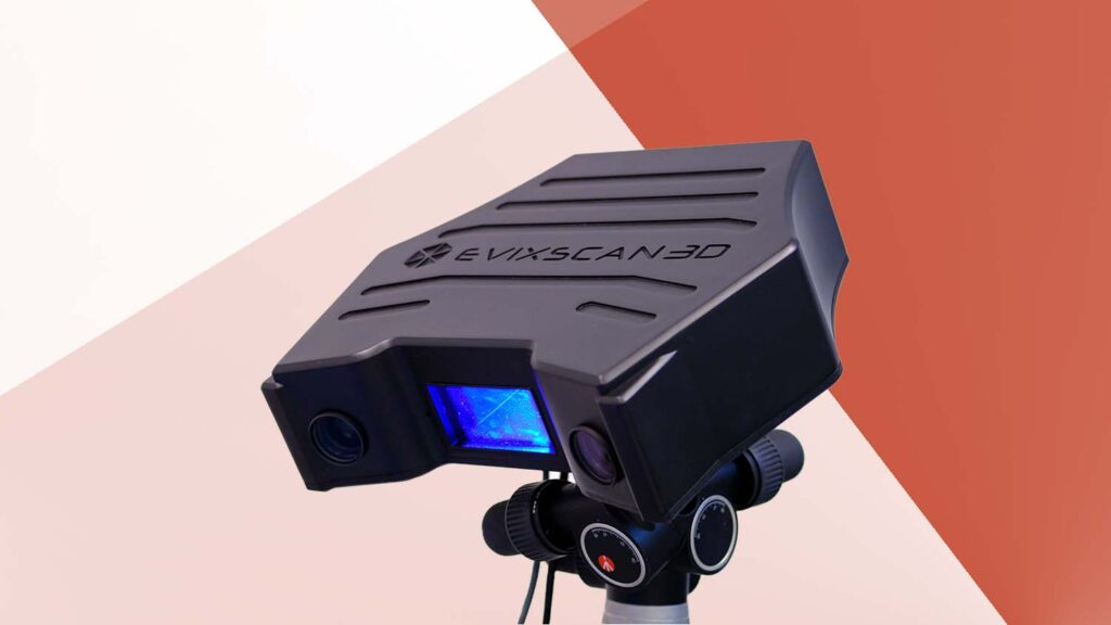 Evatronix Optima_M 3D scanner