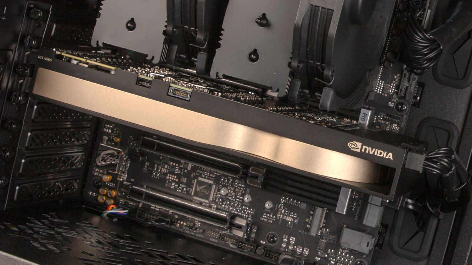 Nvidia rtx a4000 a5000 in Scan Workstation