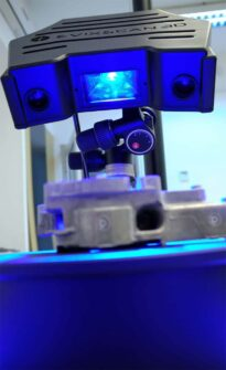 Optima+ M 3D scanner