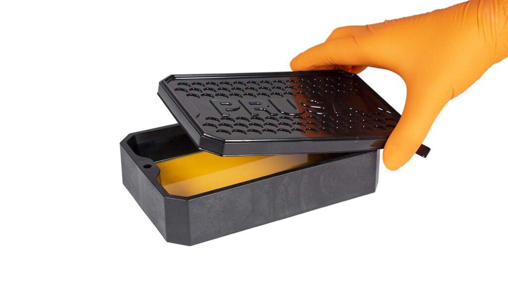 PRUSA SL1S resin tray