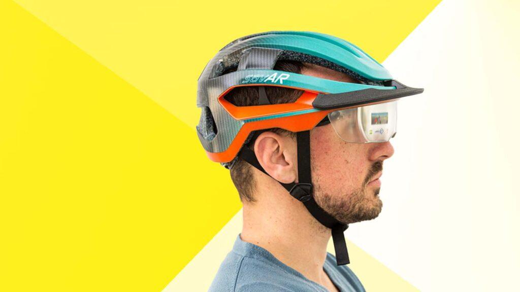Thinkable Studio bike helmet 3D print