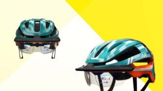 Thinkable Studio bike helmet render