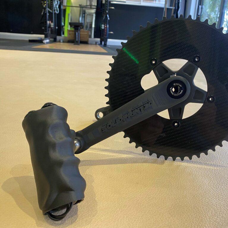 para-athletes carbonfibre handle