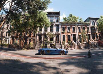 Audi meets the West Village